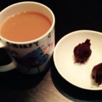 Tea and truffles