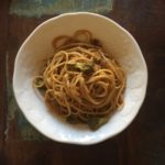Three quick and easy vegetarian recipes (Part 1) – Caramelized onion and balsamic spaghetti