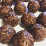 School-friendly, nut-free energy balls