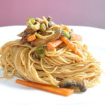 #ThrowTogetherTuesdays 1: How to make a good plate of noodles