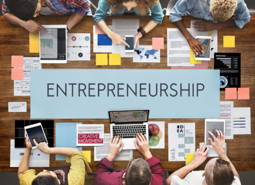 entrepreneur solopreneur small business
